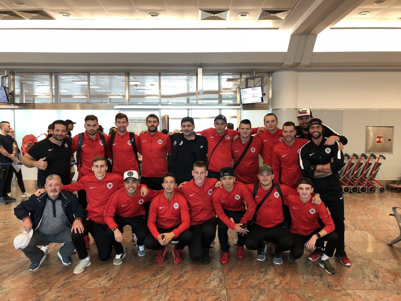 Sparťané letí do Chorvatska. Kdo tým na turnaj posílil?