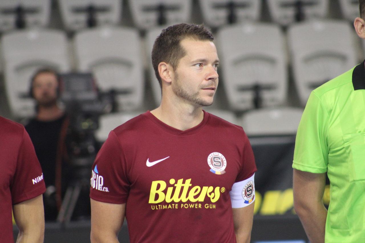Páté prvenství? Znamená pro mě moc, říká Futsalista roku Seidler: Nyní touží po českém titulu