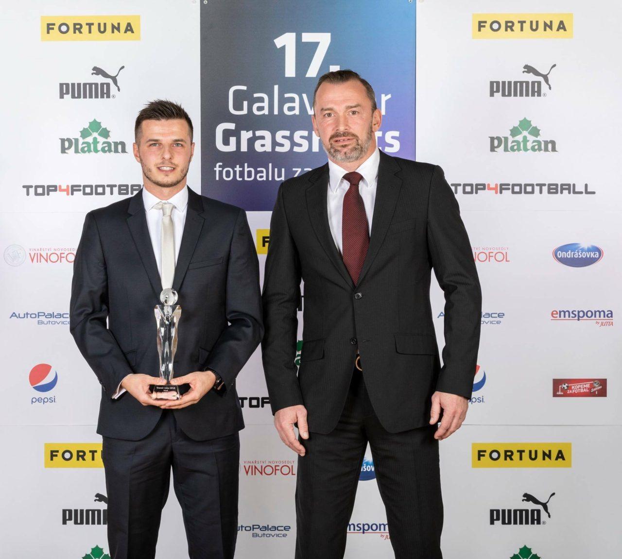 Beni Simitči si vybral asistenta, nejlepšího trenéra roku 2018!