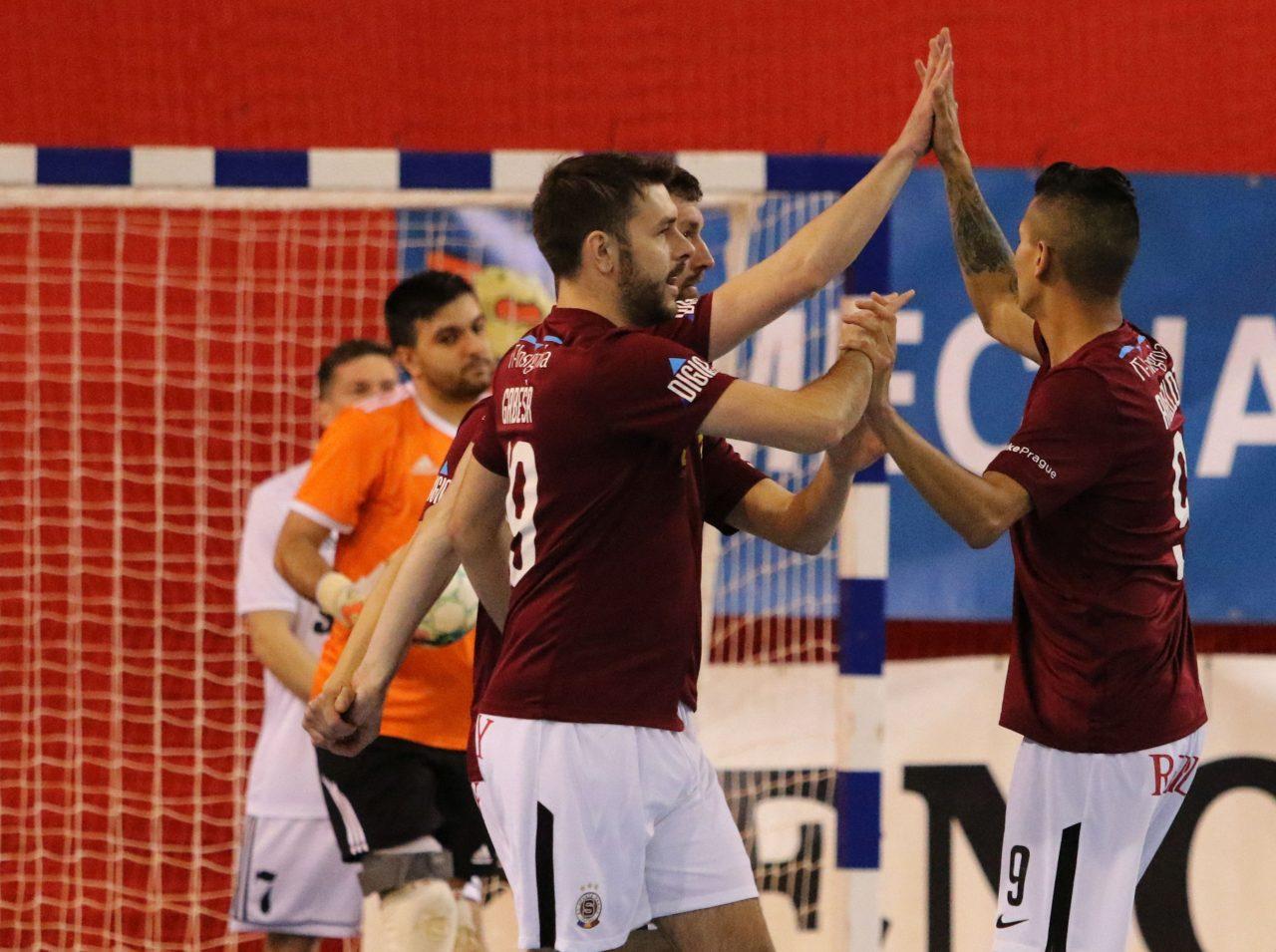 LIVESTREAM | AC Sparta Praha vs. Bazooka CF U. H.