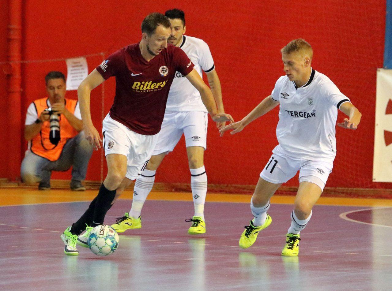 LIVESTREAM | 3. semifinále play-off | Sparta – Chrudim