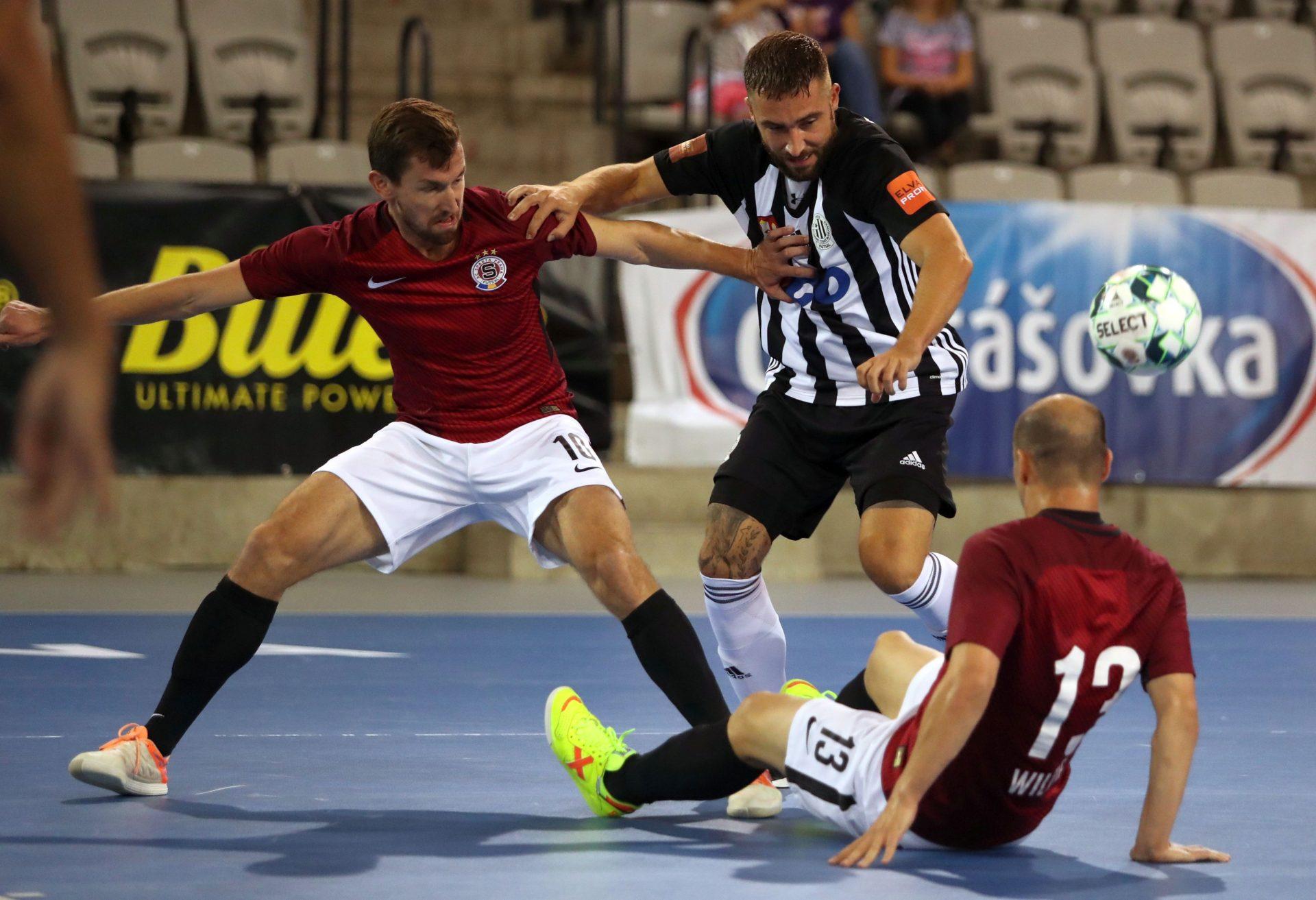 Sparta vstoupila do sezony vítězně, České Budějovice porazila 10:2