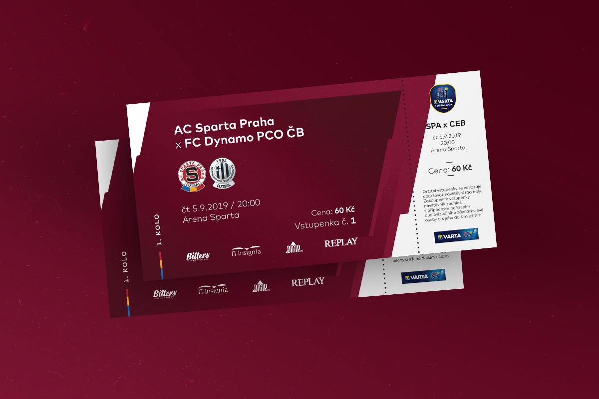 Změna pro držitele permanentek AC Sparta fotbal a HC Sparta Praha