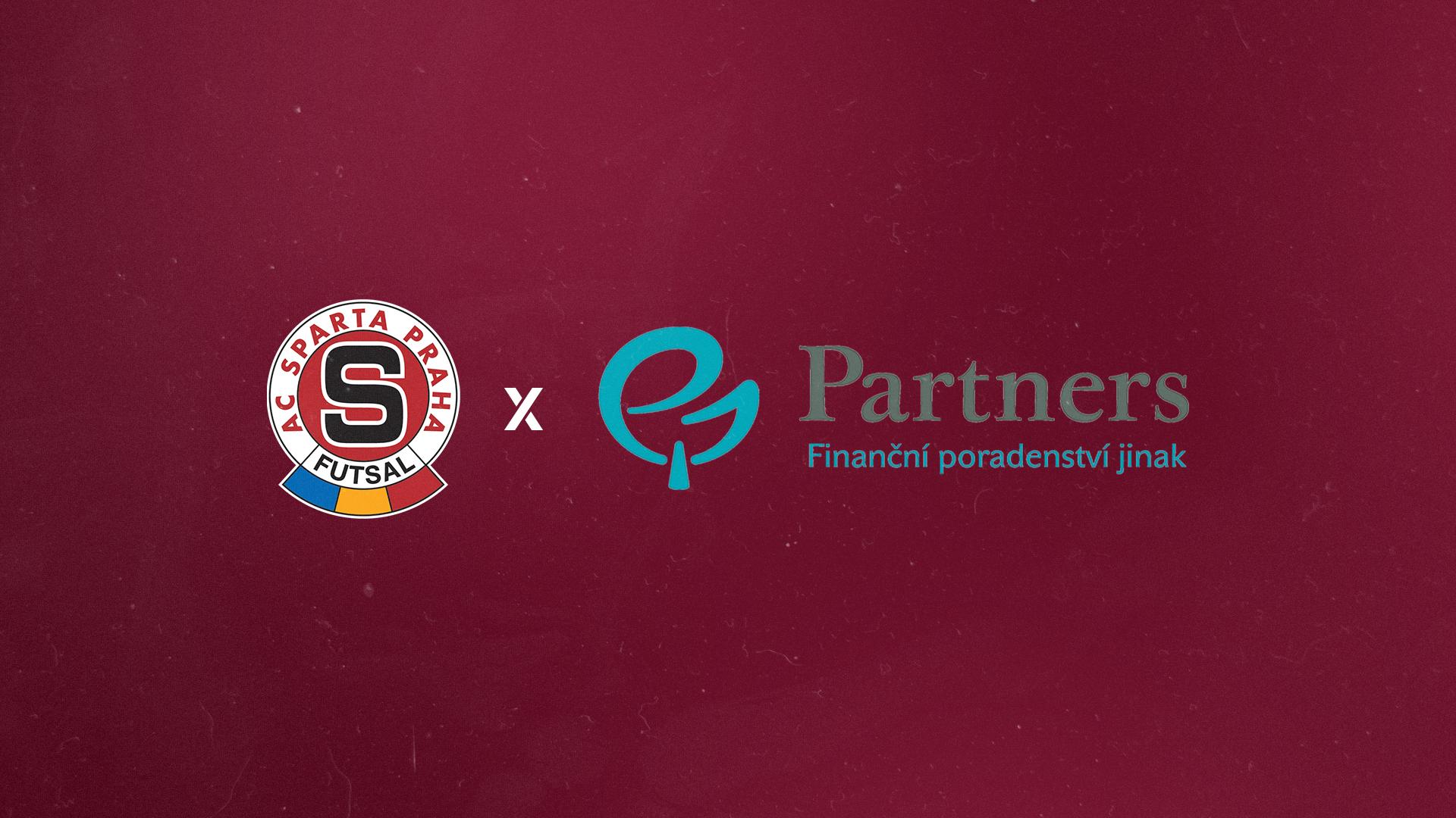 Sparta hlásí nového sponzora, tím je společnost Partners