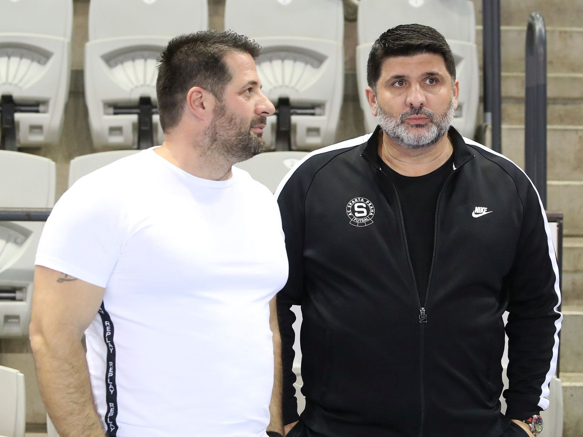 """Ago a Beni Simitči: """"Jasně ukazujeme, kdo Praze ve futsalu vládne!"""""""